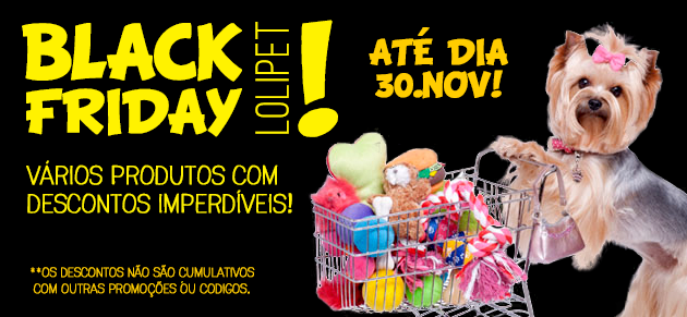 Black Friday Lolipet