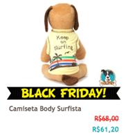 Camiseta Body Surfista