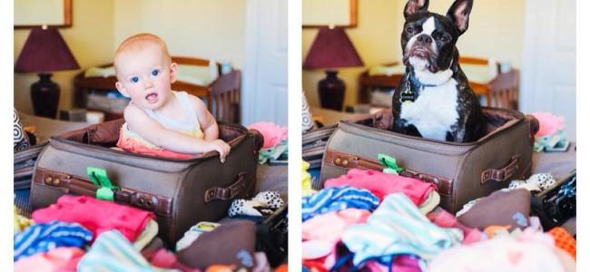Sessão Fofura! Fotos lindas de uma menina com seu cão!
