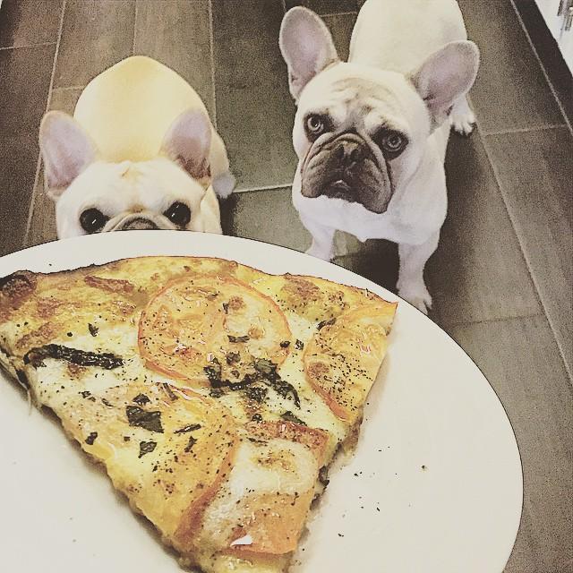 A gente não pode comer??