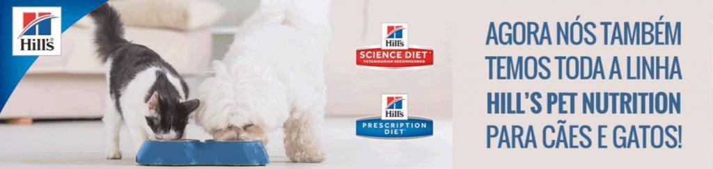 Conheça a linha de produtos Hill's Nutrition