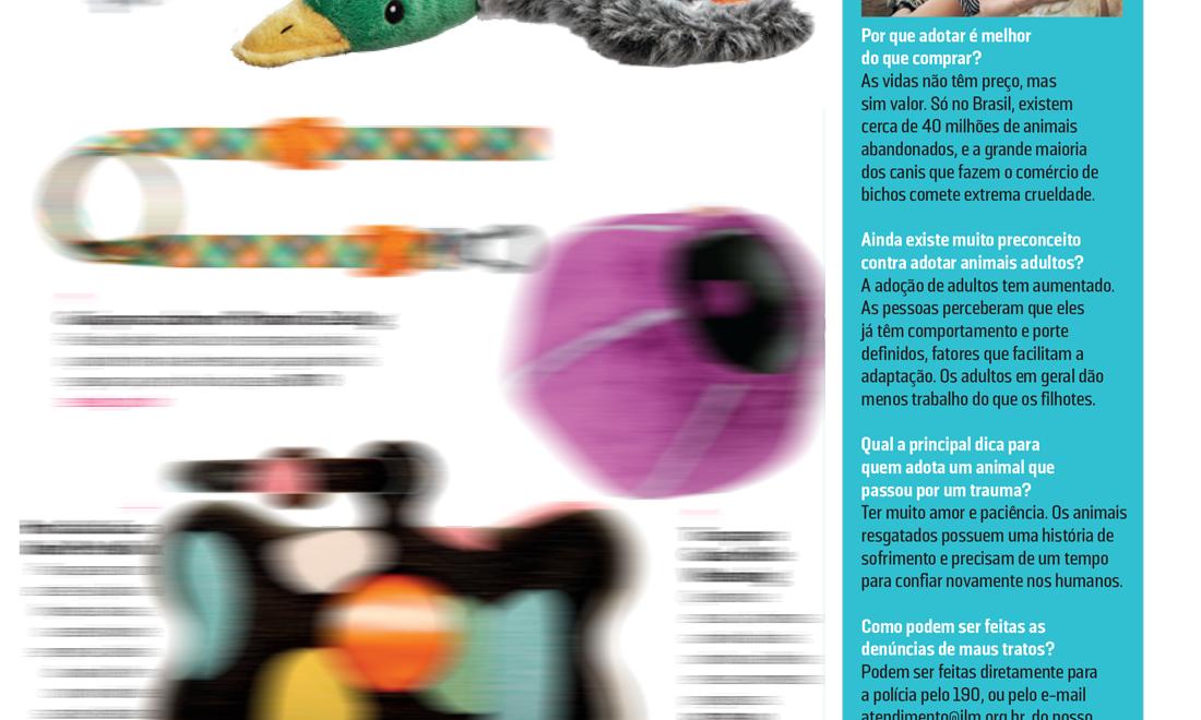 Revista Azul Magazine da Companhia aérea Azul, selecionou um dos brinquedos da Lolipet para a sessão Lifestyle.