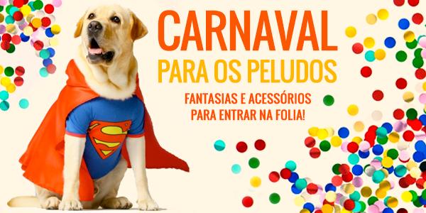 Carnaval para os Peludos