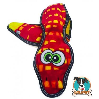 Brinquedo Resistente para Cães Invincibles® Toughseams Cobra