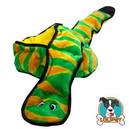 Brinquedo Resistente para Cães Invincibles® Cobra Gigante