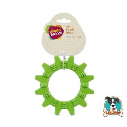 Brinquedo para Cães Mordedor Roda com Texturas
