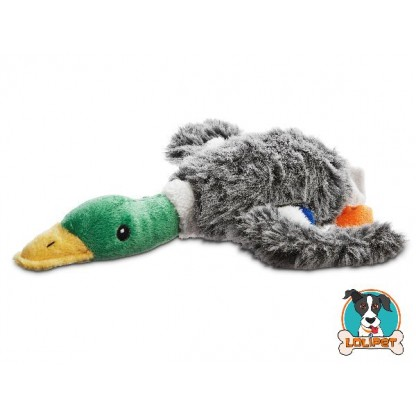 Brinquedo para Cachorro Vida Selvagem Pato com Asas G