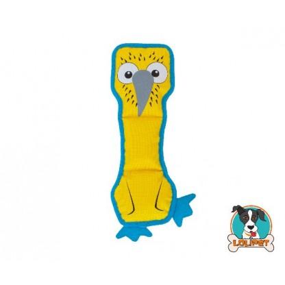 Brinquedo Ultrarresistente para Cães Invincibles® Fire Biterz Atobá