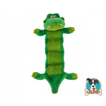 Brinquedo para Cães MegaSqueaker Palz Invincibles® Jacaré