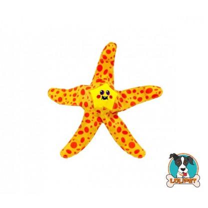 Brinquedo pra Cães Flutuante e Resistente Floatiez Estrela do Mar
