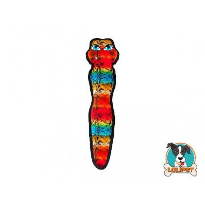 Brinquedo Ultrarresistente para Cães Invincibles® Tough Skinz Cascavel