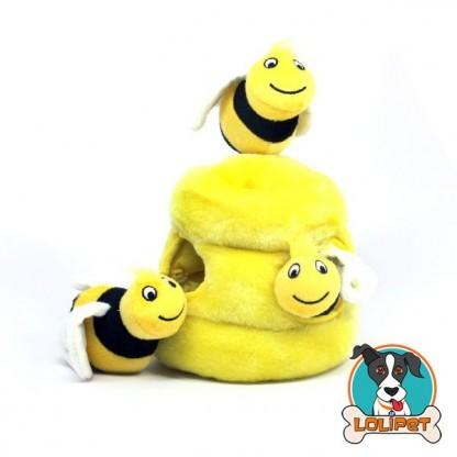 Brinquedo Colméia de Abelhinhas Hide-A-Bee