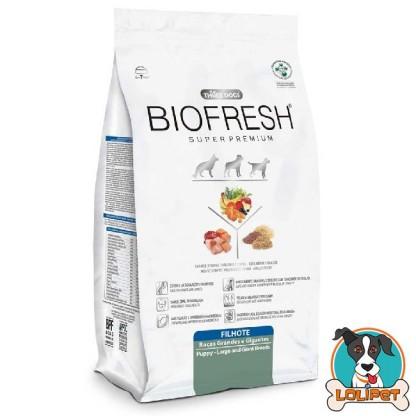 Ração Biofresh para Cães Filhotes Raças Grandes/Gigantes
