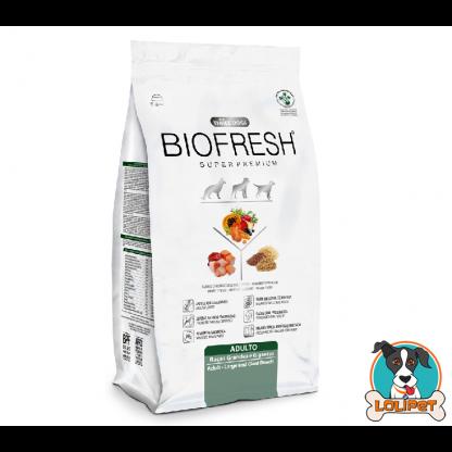 Ração Biofresh para Cães Aldutos Raças Grandes/Gigantes