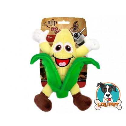 Brinquedo de Pelúcia Milho para Cães AFP