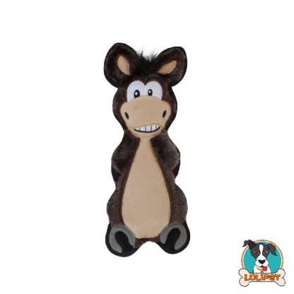 Brinquedo para Cães com Som Real Burrico Floppyz