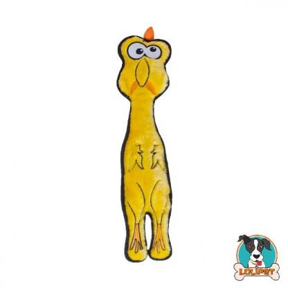 Brinquedo para Cães com Som Real Frango Floppyz