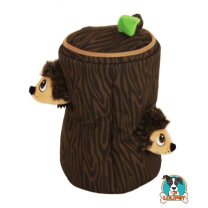 Brinquedo para Cães Toca de Porco Espinho Hide-A-Hedgie