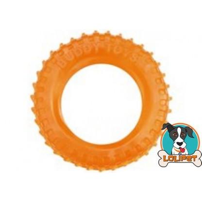 Brinquedo para Cães Pneu Flex Buddy Toys