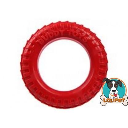 Brinquedo Resistente para Cachorro Pneu Nylon Buddy Toys