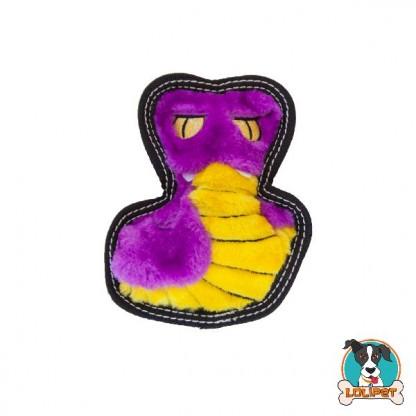 Brinquedo Resistente para Cães Invincibles® Tough Seamz Mini Cobra