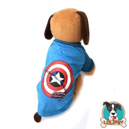 Camiseta Capitão América 1