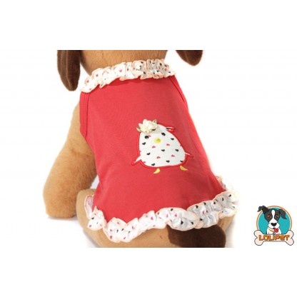 Vestido Regata Vermelho 4