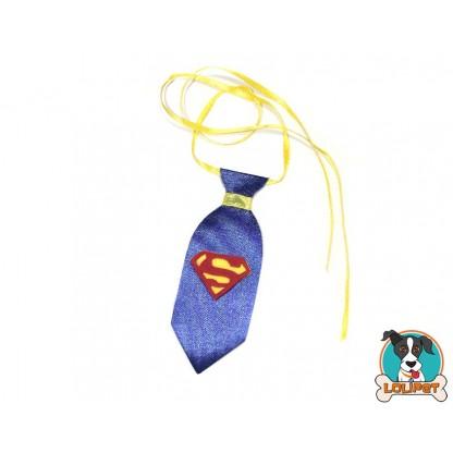 Gravata Super-Homem