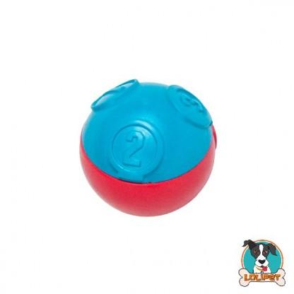 Jogo Inteligente para Cães Bola Recheável Challenge Level Ball Petstages