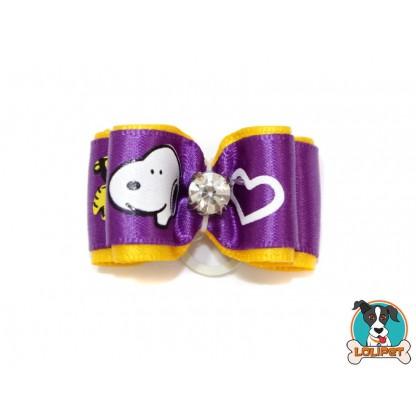 Laço Snoopy 7