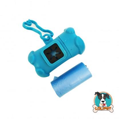 Cata Caca Ossinho Azul com Refil