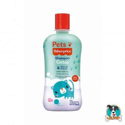 Shampoo Pets para gatos Fisher Price 400ml