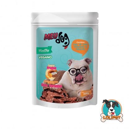 Petisco Vegano Meu Dog Healthy Frutas - 300grs
