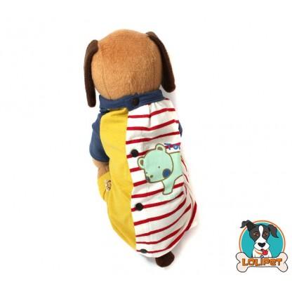 Macacão Baby Ursinho 1