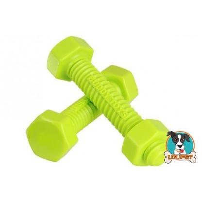 Brinquedo Resistente para Cachorro Parafuso Nylon Buddy Toys