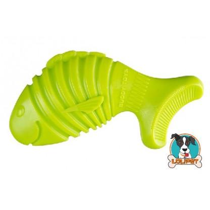 Brinquedo Resistente para Cachorro Peixe Nylon Buddy Toys