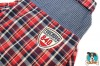 Camisa Xadrez Vermelha 5