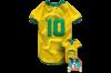Camisa 10 do Brasil 1