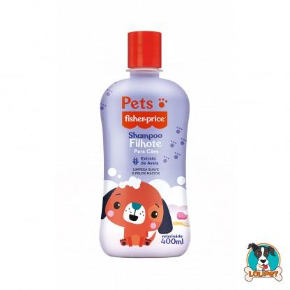 Shampoo Pets Filhote Fisher Price 400ml