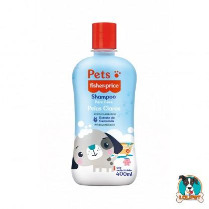 Shampoo Pets Pelos Claros Fisher Price 400ml