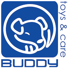 Brinquedos Resistentes para Cães Buddy Toys