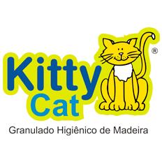 Kitty Cat - Granulado de Madeira Higiênico para Gatos