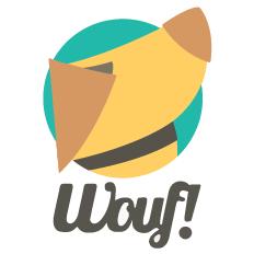 Wouf! - Coleiras Personalizadas para Cachorro